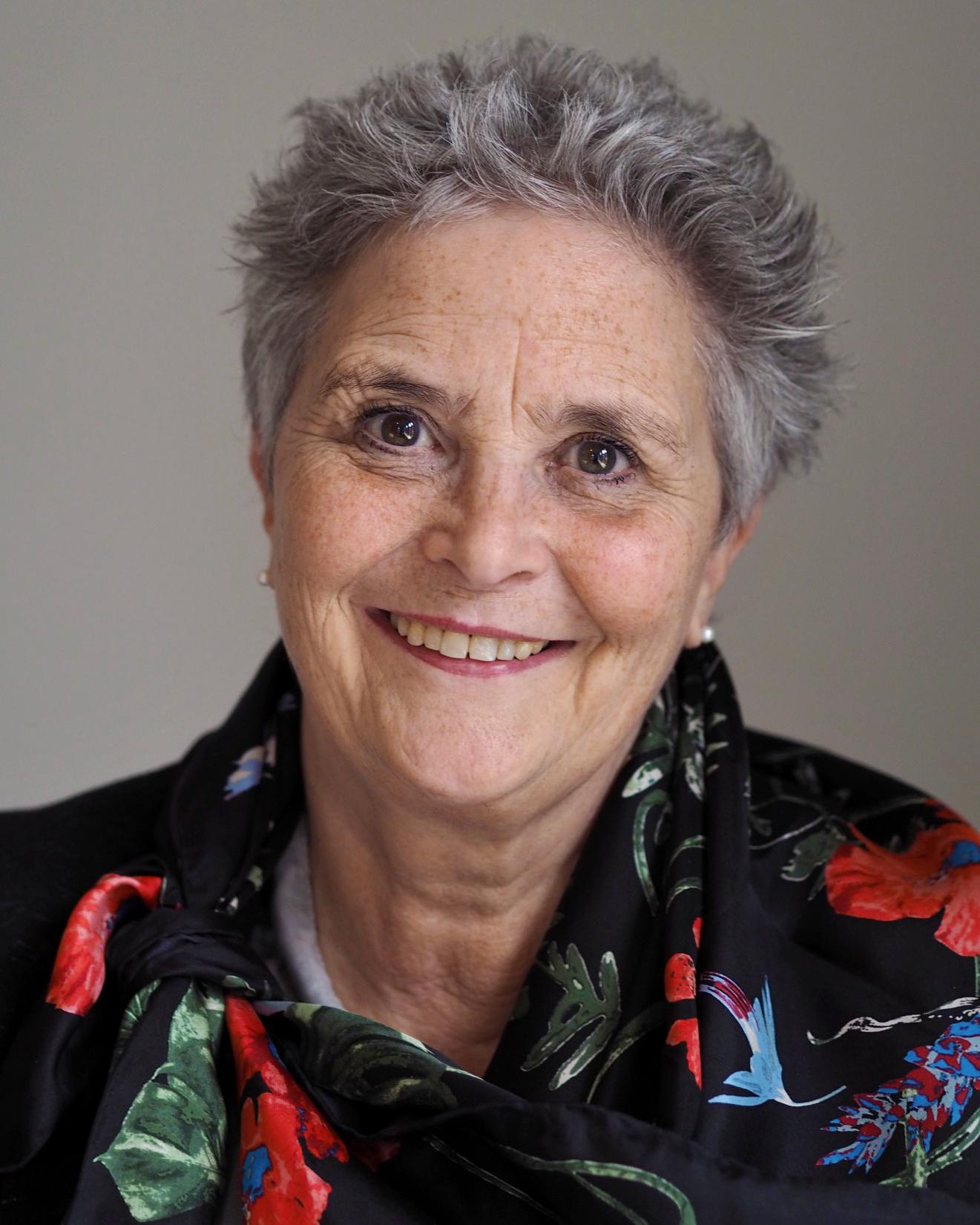 Psykolog Dorthe Gram